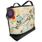 Kandinsky Composition 8 Beach Tote Bag