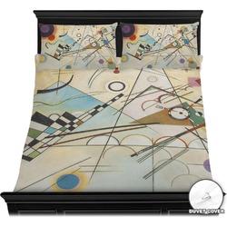 Kandinsky Composition 8 Duvet Covers