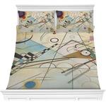 Kandinsky Composition 8 Comforter Set