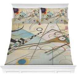 Kandinsky Composition 8 Comforters