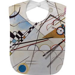 Kandinsky Composition 8 Baby Bib