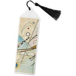 Kandinsky Composition 8 Book Mark w/Tassel