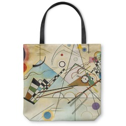 Kandinsky Composition 8 Canvas Tote Bag