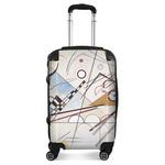 Kandinsky Composition 8 Suitcase