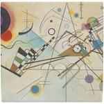 Kandinsky Composition 8 Ceramic Tile Hot Pad