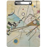 Kandinsky Composition 8 Clipboard