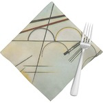 Kandinsky Composition 8 Napkins (Set of 4)