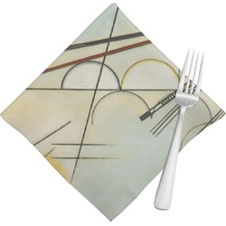 Kandinsky Composition 8 Cloth Napkins (Set of 4)