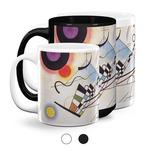 Kandinsky Composition 8 Coffee Mugs