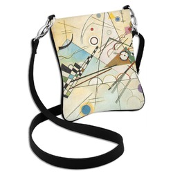 Kandinsky Composition 8 Cross Body Bag - 2 Sizes