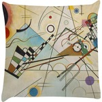 Kandinsky Composition 8 Decorative Pillow Case