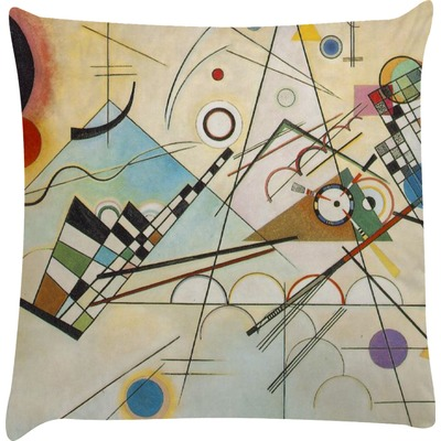Kandinsky Composition 8 Decorative Pillow Case
