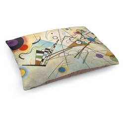 Kandinsky Composition 8 Dog Bed