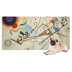 Kandinsky Composition 8 Pet Towel