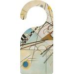 Kandinsky Composition 8 Door Hanger