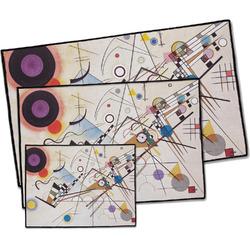 Kandinsky Composition 8 Door Mat