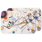 Kandinsky Composition 8 Dish Drying Mat