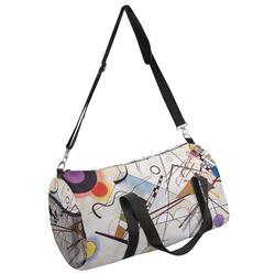 Kandinsky Composition 8 Duffel Bag