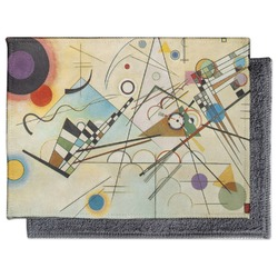 Kandinsky Composition 8 Microfiber Screen Cleaner