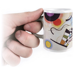 Kandinsky Composition 8 Espresso Cups