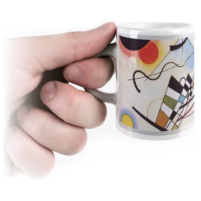 Kandinsky Composition 8 Espresso Cup - Single