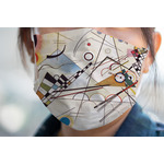 Kandinsky Composition 8 Face Mask Cover