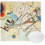 Kandinsky Composition 8 Wash Cloth