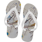 Kandinsky Composition 8 Flip Flops