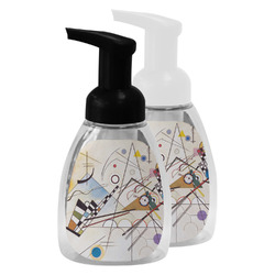 Kandinsky Composition 8 Foam Soap Bottle