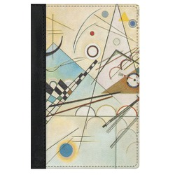 Kandinsky Composition 8 Genuine Leather Passport Cover