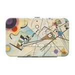Kandinsky Composition 8 Genuine Leather Small Framed Wallet