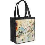 Kandinsky Composition 8 Grocery Bag