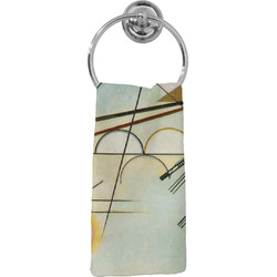 Kandinsky Composition 8 Hand Towel - Full Print