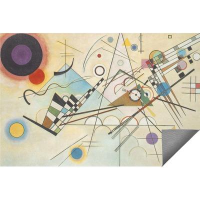 Kandinsky Composition 8 Indoor / Outdoor Rug