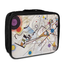 Kandinsky Composition 8 Insulated Lunch Bag