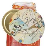 Kandinsky Composition 8 Jar Opener