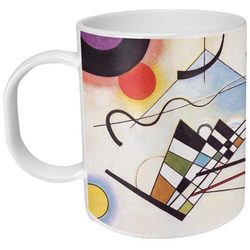 Kandinsky Composition 8 Plastic Kids Mug