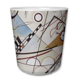Kandinsky Composition 8 Plastic Tumbler 6oz