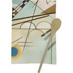 Kandinsky Composition 8 Kitchen Towel - Full Print