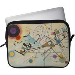 "Kandinsky Composition 8 Laptop Sleeve / Case - 13"""