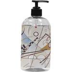 Kandinsky Composition 8 Plastic Soap / Lotion Dispenser
