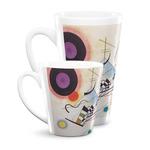 Kandinsky Composition 8 Latte Mug