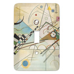 Kandinsky Composition 8 Light Switch Covers - Multiple Toggle Options Available