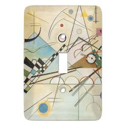 Kandinsky Composition 8 Light Switch Covers