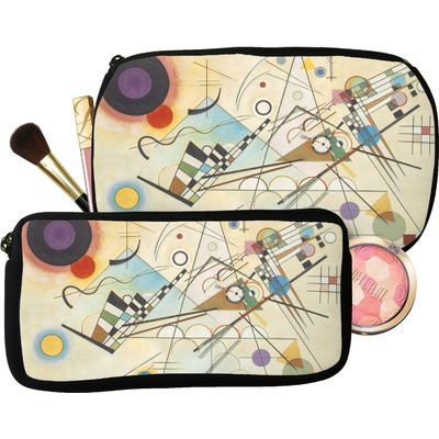 Kandinsky Composition 8 Makeup / Cosmetic Bag