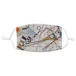 Kandinsky Composition 8 Adult Cloth Face Mask