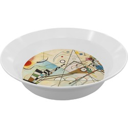 Kandinsky Composition 8 Melamine Bowls