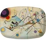 Kandinsky Composition 8 Melamine Platter