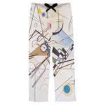 Kandinsky Composition 8 Mens Pajama Pants