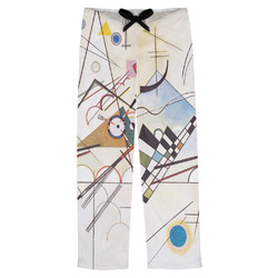 Kandinsky Composition 8 Mens Pajama Pants